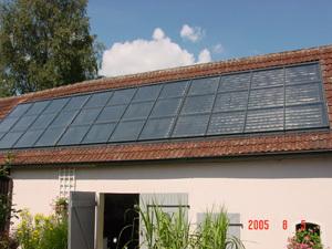 52 qm Solaranlage